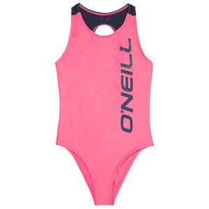 O'Neill PG SUN & JOY SWIMSUIT růžová 140 - Dívčí jednodílné plavky