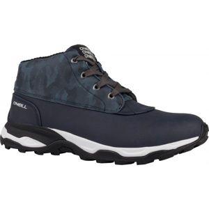 O'Neill BACKSIDE CAMOUFLAGE tmavě modrá 43 - Pánská zimní obuv