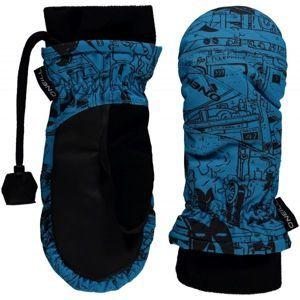 O'Neill BB ALL MOUNTAIN MITTENS tmavě modrá L - Dětské zimní rukavice