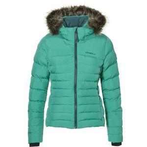 O'Neill PW PHASE JACKET světle zelená S - Dámská zimní bunda