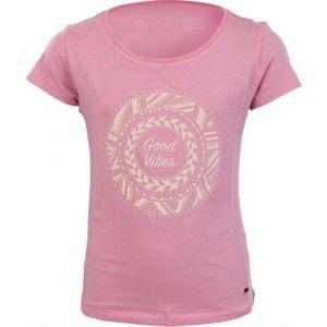 O'Neill CALI SOUL T-SHIRT růžová 152 - Dívčí tričko