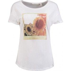 O'Neill CREW NECK T-SHIRT HS bílá XS - Dámské tričko