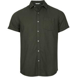 O'Neill LM MALANG S/SLV SHIRT  XXL - Pánská košile