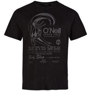O'Neill LM ORIGINALS PRINT T-SHIRT  XXL - Pánské tričko