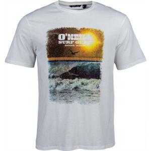 O'Neill LM SURF GEAR T-SHIRT šedá M - Pánské tričko