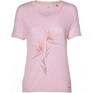 O'Neill LW TROPADELIC LOGO T-SHIRT - Dámské tričko