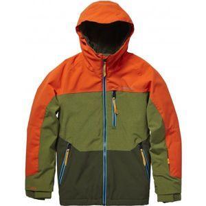 O'Neill PB ASTRON JACKET oranžová 140 - Dětská bunda