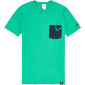 O'Neill PB JACKS BASE S/SLV SKINS zelená 10 - Chlapecké tričko