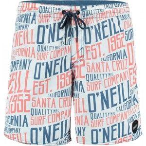 O'Neill PM SIGNAGE SHORTS - Pánské šortky do vody
