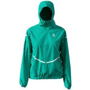 Odlo WOMEN'S JACKET ZEROWEIGHT PRO zelená XS - Dámská bunda