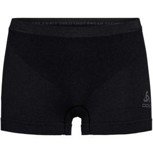 Odlo SUW WOMEN'S BOTTOM PANTY PERFORMANCE LIGHT černá S - Dámské spodní prádlo