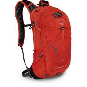 Osprey SYNCRO 12 červená NS - Multisportovní batoh