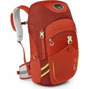 Osprey JET 18 červená NS - Dětský batoh