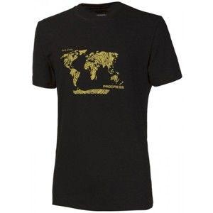 Progress OS BARBAR černá L - Pánské tričko