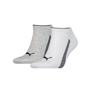 Puma SNEAKERS 2P UNISEX růžová 35 - 38 - Ponožky