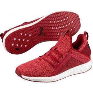 Puma MEGA NRGY KNIT červená 11 - Pánská volnočasová obuv