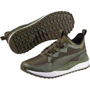 Puma PACER NEXT MID SB zelená 10 - Pánská lifestylová obuv