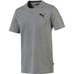 Puma ESS SMALL LOGO TEE - Pánské sportovní triko