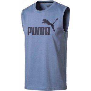 Puma ESS NO.1 SL TEE - Pánský nátělník