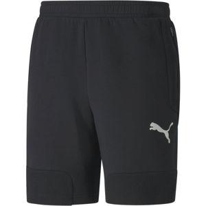 Puma EVOSTRIPE SHORT 8 černá S - Pánské šortky