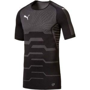 Puma FINAL EVOKNIT GK JERSEY černá XXL - Pánské brankářské triko
