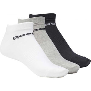 Reebok ACT CORE LOW CUT SOCK 3P  L - Unisex ponožky