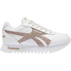 Reebok ROYAL CLJOG 2 PLATFORM  34 - Dětská volnočasová obuv