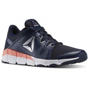 Reebok TRAINFLEX tmavě modrá 4.5 - Dámská fitness obuv