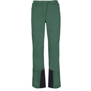 Rock Experience AMPATO W PANT tmavě zelená L - Dámské outdoorové kalhoty