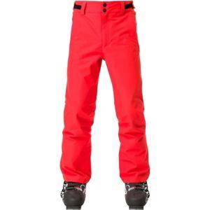 Rossignol BOY SKI PANT červená 8 - Juniorské lyžařské kalhoty