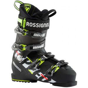 Rossignol SPEED 80 BLACK  27 - Pánské lyžařské boty