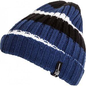 Rucanor ALON JUNIOR černá UNI - Dětská pletená čepice