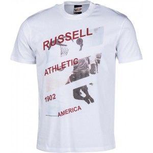 Russell Athletic AMERICA PHOTO PRINT - Pánské tričko