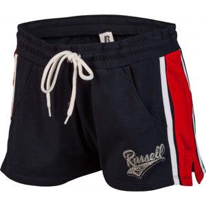 Russell Athletic PANELLED SHORTS černá XS - Dámské šortky
