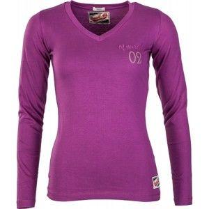 Russell Athletic DEEP V NECK - Dámské tričko