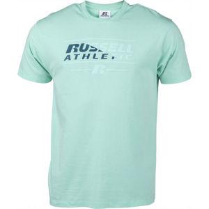 Russell Athletic R FADED S/S TEE  M - Pánské tričko