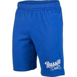 Russell Athletic SHORTS WITH SCRIPT - Pánské šortky - Russell Athletic
