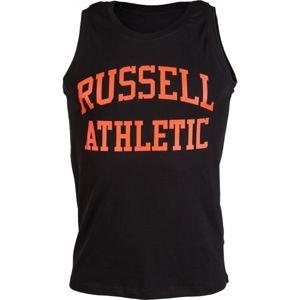 Russell Athletic SINGLET WITH ARCH LOGO PRINT - Pánské tílko