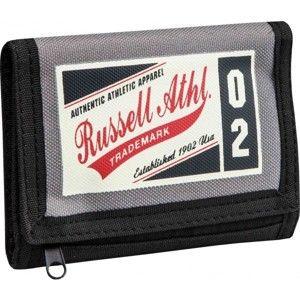 Russell Athletic WALLET šedá NS - Sportovní peněženka