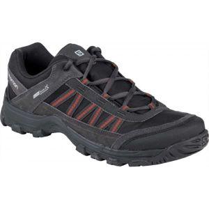 Salomon KEYSTONE CSWP černá 10.5 - Pánská treková obuv