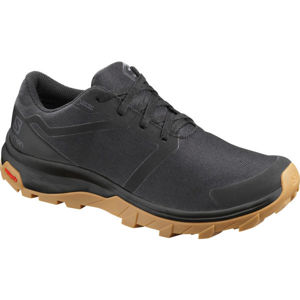Salomon OUTBOUND GTX W tmavě šedá 4.5 - Dámská outdoorová obuv