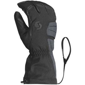 Scott ULTIMATE PREMIUM GTX černá M - Lyžařské rukavice