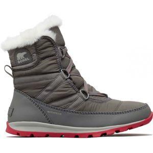 Sorel WHITNEY SHORT LACE - Dámská zimní obuv