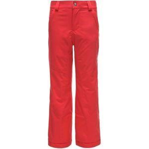 Spyder VIXEN REGULAR PANT červená 14 - Dívčí lyžařské kalhoty