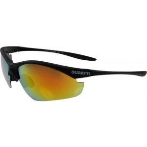 Suretti S14054 černá  - Sportovní sluneční brýle