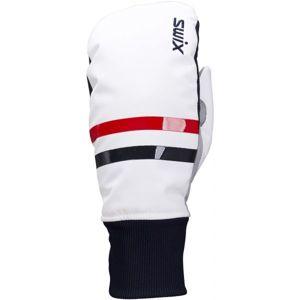Swix BLIZZARD bílá 8 - Palcové rukavice