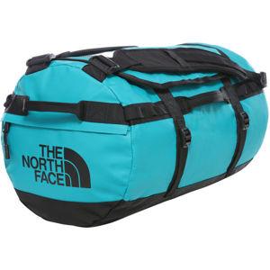 The North Face BASE CAMP DUFFEL - S zelená S - Sportovní taška