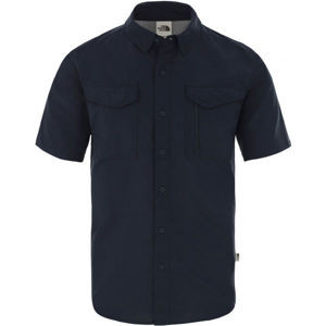 The North Face SEQUOIA SHRT tmavě modrá XL - Pánská košile