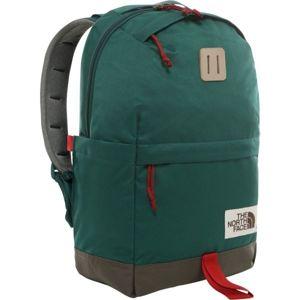 The North Face DAYPACK zelená UNI - Městský batoh