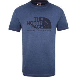 The North Face L/S WASHED BT M - Pánské tričko